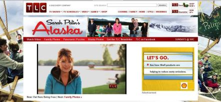 Sarah Palin's Alaska Premiered Nov. 14, 2010, on TLC