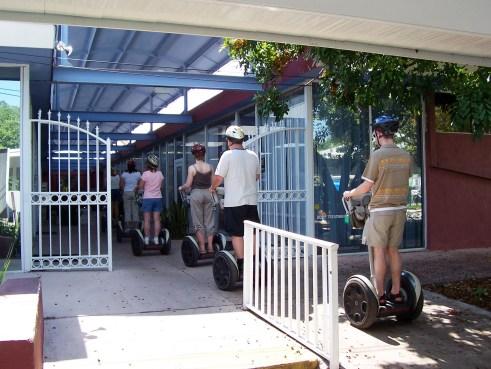 Sarasota is Home of the First U.S. Segway City Tour!