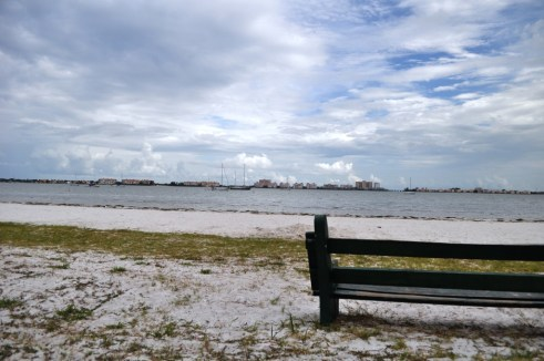 Picture Yourself Here: Gulfport Beach, Florida