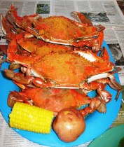Be Prepared to Crack, Whack and Pick Some of the Nearly 50,000 Blue Crabs during Hammer & Claws, Sept. 23 - 25, in NYC