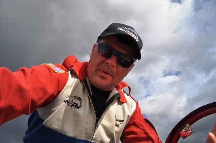"In Safe Hands Flying with Team RV Founder and Leader ""Kahuna"", Punta Gorda, Fla."