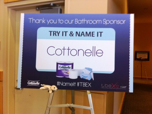 Did You Attend TBEX? Did You #NameIt?