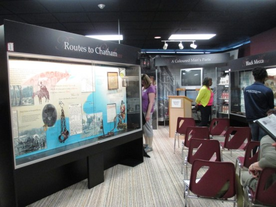 """The Chatham-Kent Black Mecca Museum has been referred as """"One of the pre-eminent African Canadian collections in North America."""""""