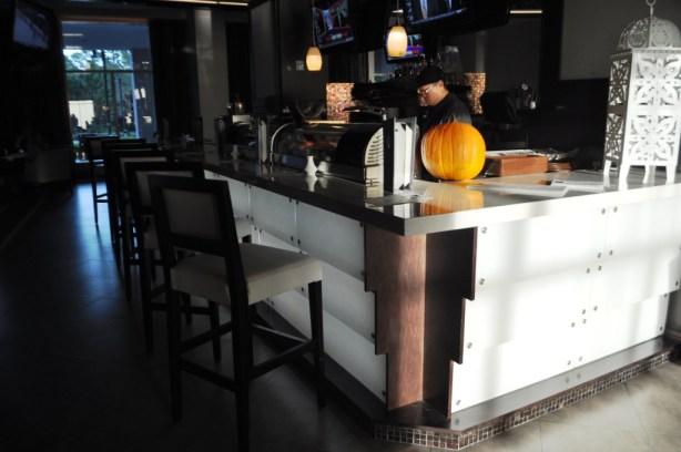 Zeta Bar & Sushi Lounge, Hilton Orlando Bonnet Creek, Fla.