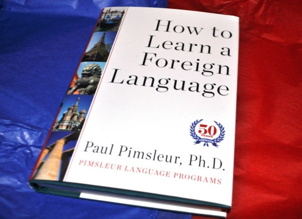 """In celebration of the 50th anniversary, Pimsleur Language Programs released a hardcover version of Dr. Paul Pimsleure's classic """"How to Learn a Foreign Language."""