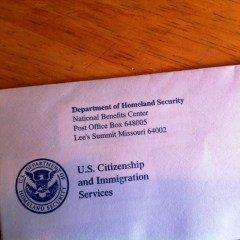 A Letter from the Department of Homeland Security Lands in Your Mailbox, But It's Not Addressed to You. Now What?