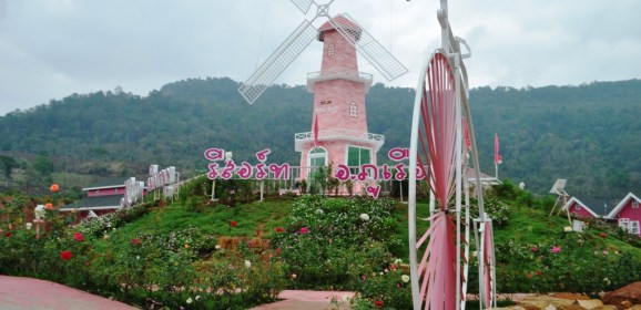 Travel to Thailand: Hello Kitty-Themed Resort is a Big Pink Surprise
