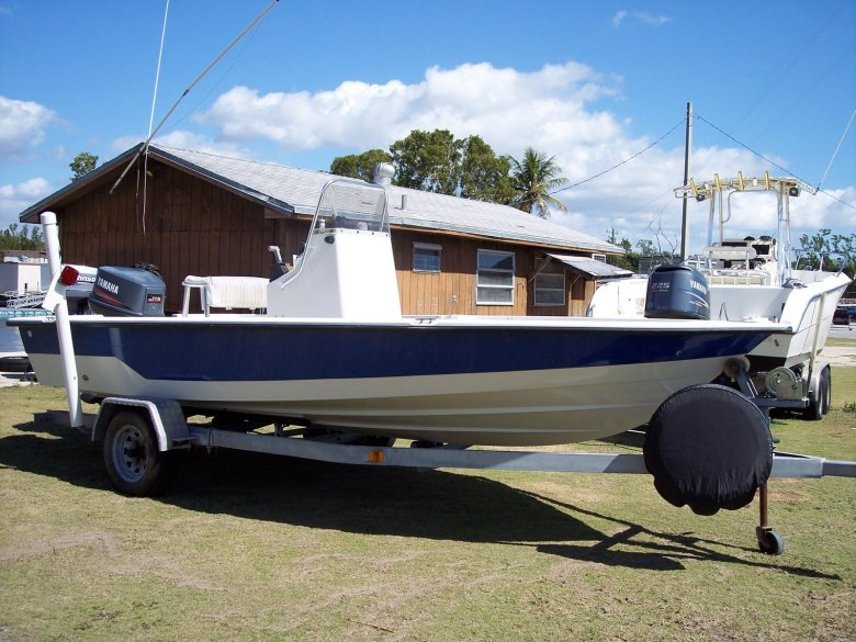 The Boat I Owned While Living in Everglades National Park