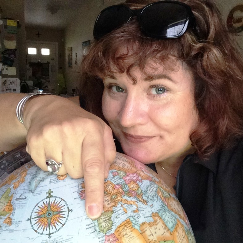 That's Me, Solo Travel Girl, Ready to Take On the World!