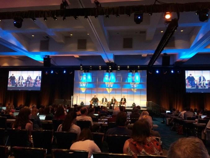 TBEX 2015 North America Friday Keynote, Ft. Lauderdale, Fla., Oct. 30, 2015