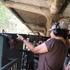 Travel to Vietnam: I Felt a Little Weird Firing an M16 at the Cu Chi Tunnels