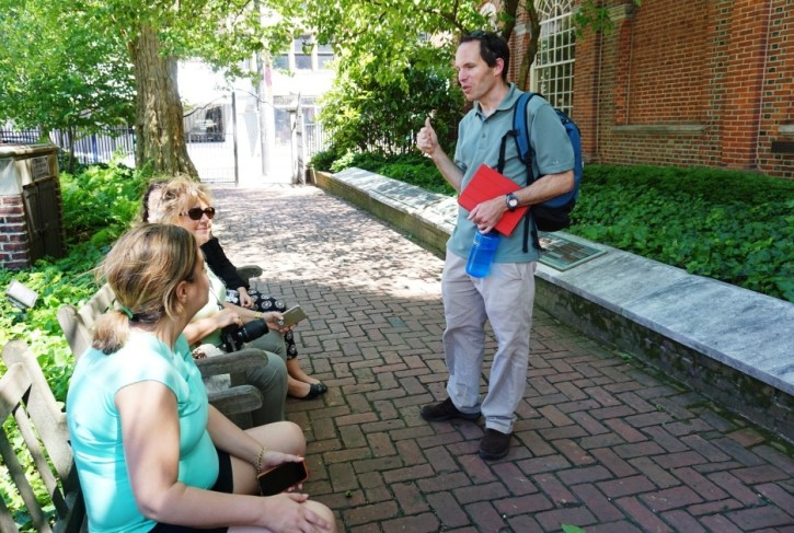 Take a Tour with Context to Learn More About American History in Philadelphia.