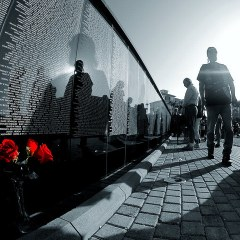 Coincidence or Something Bigger? Paying Respects at the Vietnam Wall of Southwest Florida in Punta Gorda