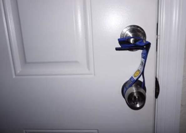 Super Grip Lock is a Traveler's Friend.