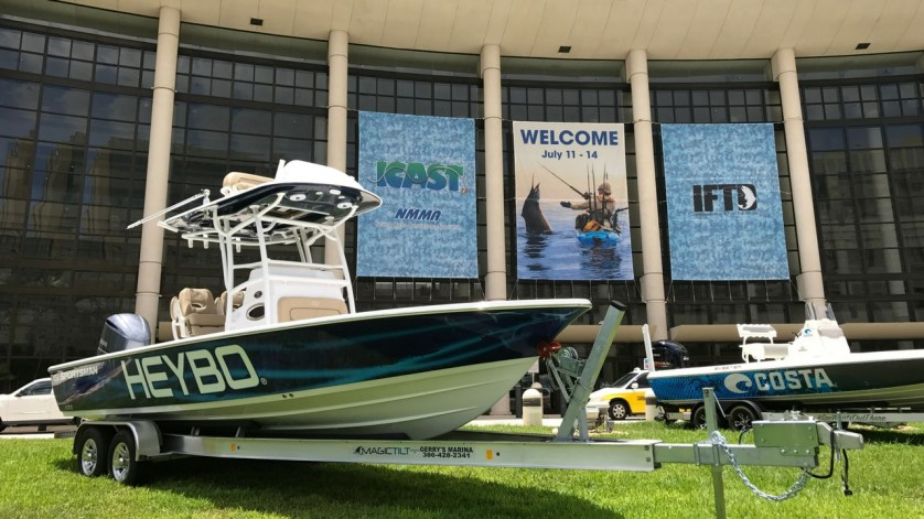 ICAST, the World's' Largest Sport Fishing Industry Trade Show.