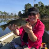 Florida Freshwater Fishing: Landing My First Largemouth Bass