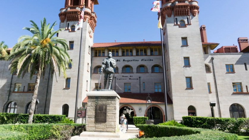 Learn About St. Augustine with a Free Smartphone App by the Florida Humanities Council Called Florida Stories.