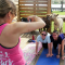 Goats. Yoga. Beer. Yup. Together They are a Thing with Goat Yoga Tampa