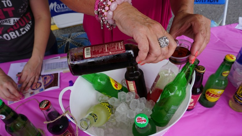 The Sebring Soda Festival on April 7 Featured More than 200 Soda Samples, April 7, 2018