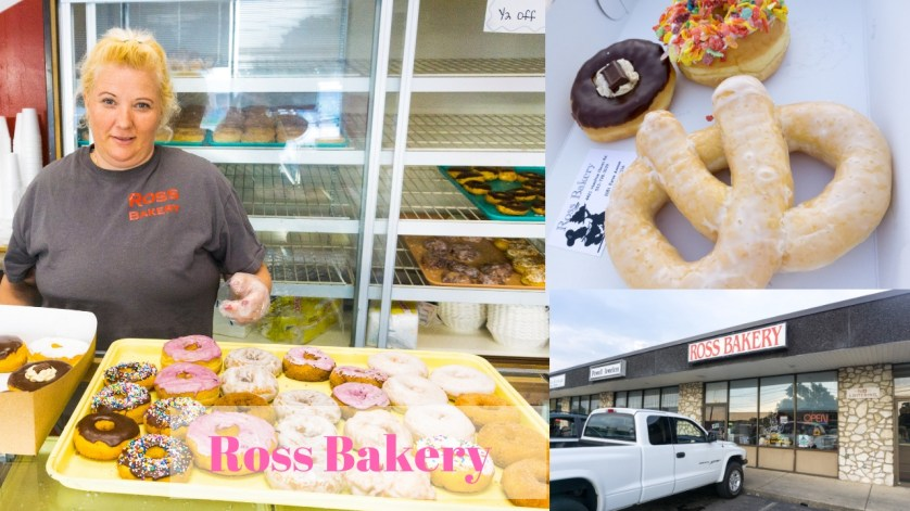 Ross Bakery on the Butler County Donut Trail, Aug. 2018