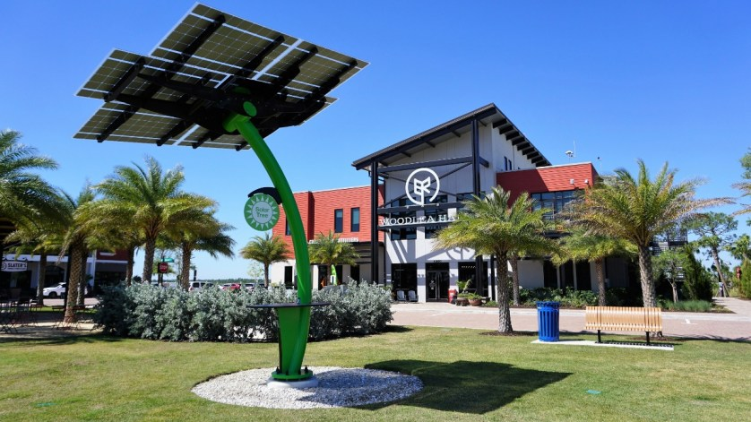 Visit America's First Solar-Paneled Town, Babcock Ranch, Located in East Charlotte County, Fla.