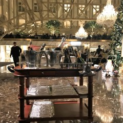 Yes. I Drank a $27 Cocktail at Trump International Hotel in Washington, D.C.