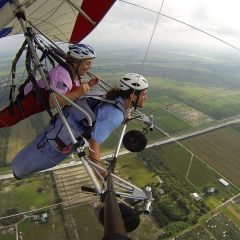 Where Can You Hang Glide in Florida? Florida Ridge Air Sports Park in Clewiston.