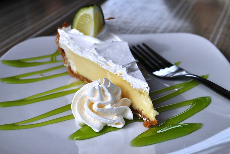 Visiting Florida? Key Lime Pie is One of the Must-Eat Foods During a Vacation in the Sunshine State.