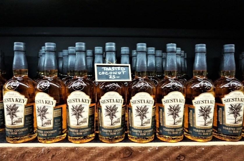 Siesta Key Rum Distillery - Toasted Coconut Rum