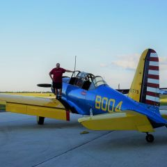 Things to do in Southwest Florida: Air Show at the Punta Gorda Airport Oct. 16 & 17, 2021