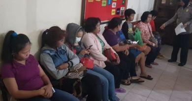 Polsek Banjarsari Tangkap Belasan PSK