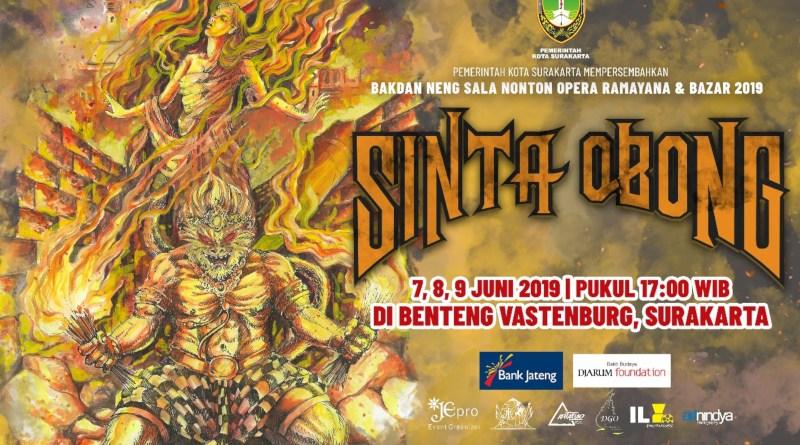 Opera Bakdan Neng Sala dengan Lakon Shinta Obong