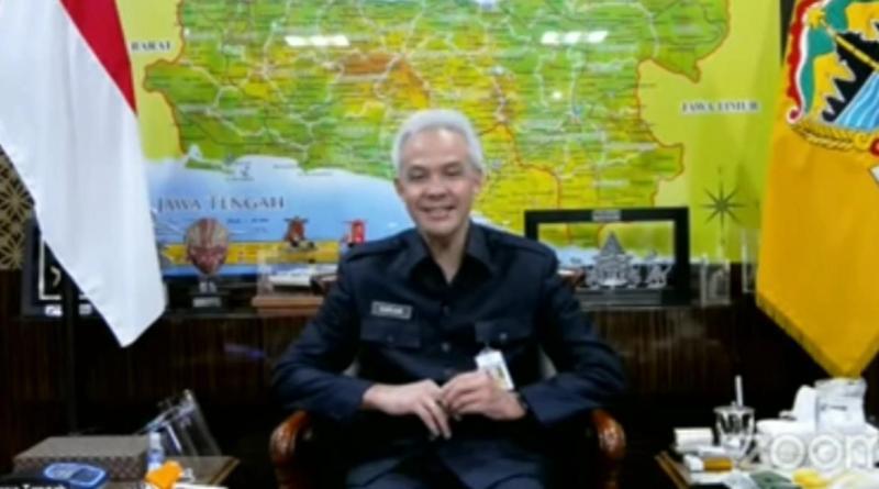 Gubernur Jawa Tengah Resmikan Warung Makan MakanKu