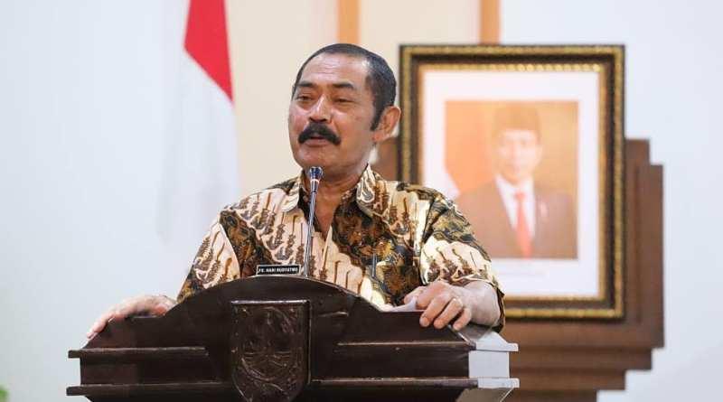 Walikota Surakarta, FX. Hadi Rudyatmo