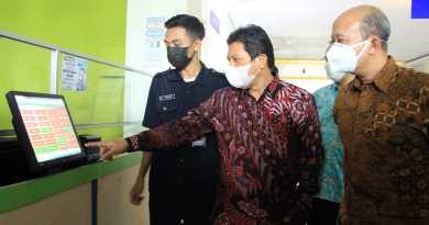 Dirut BPJS Kesehatan Kunjungi Rumah Sakit UNS