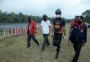 Gubernur Jawa Tengah, Ganjar Pranowo kunjungi Embung Kedung Banteng Boyolali