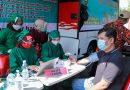 Layanan mobil keliling program vaksinasi Pemkot Solo