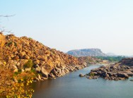 Thungabhadra river