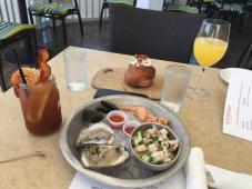 ceviche-grilled-shrimp-fresh-oysters-mussels-and-a-bacon-and-cream-cheese-cinnamon-roll