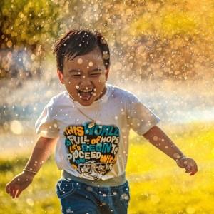 SPF 50 Kids Suncscreen lotion