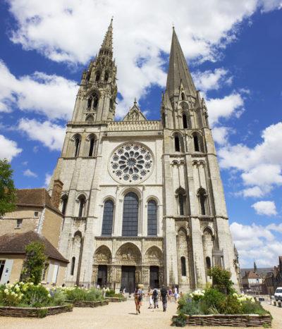 Photo Cathédrale de Chartres - ©Doru Constantin