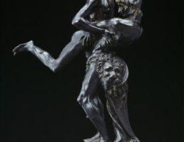 sculpture Pollaiolo Hercule et Antée