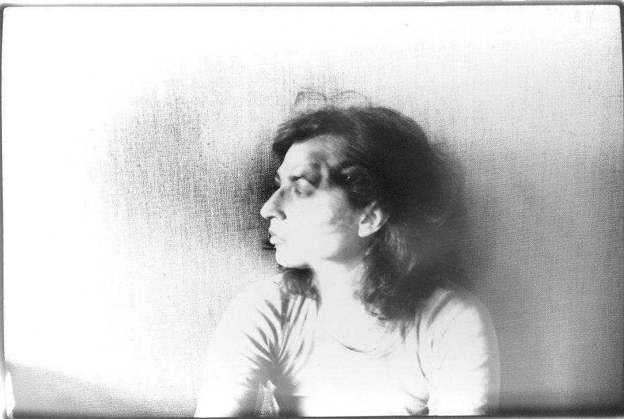 Alix Cleo Roubaud, Autoportrait de 1981