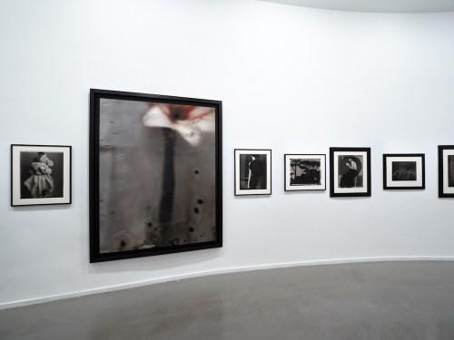 """Sarah Moon - Musée d'art moderne de paris - exposition """"PasséPrésent"""""""