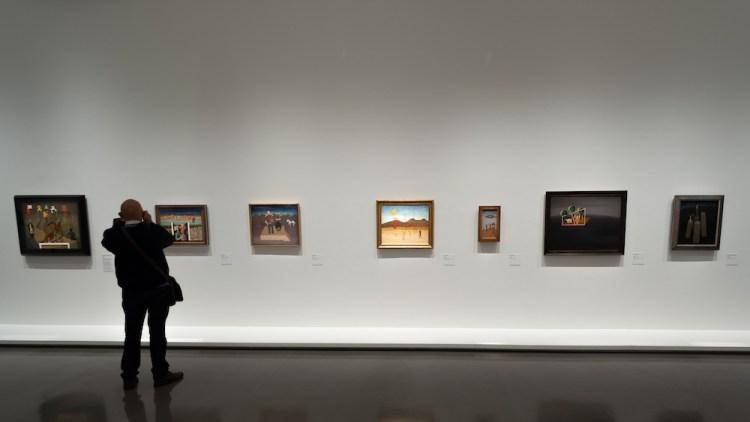 Exposition Victor Brauner - Je suis le rêve, je suis l'inspiration - MAM Paris