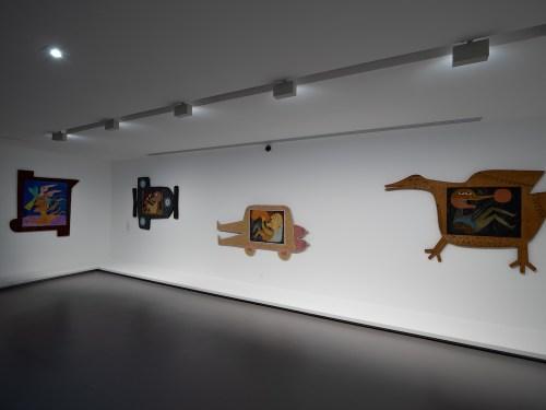 Victor Brauner exposition Musée d'art moderne de Paros