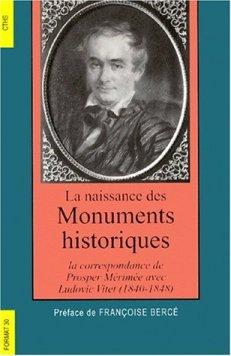 merimée - inspecteur des monuments historiques