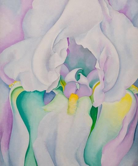 White Iris, 1930