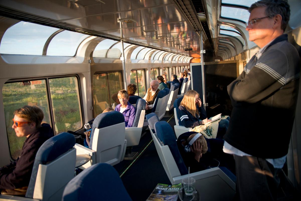 Trains Charter Weeks