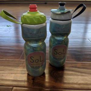 Polar Insulated Sol Water bottle